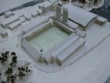 Slik blir AaFK sitt nye stadion når det står heilt ferdig.