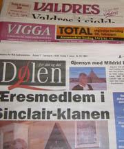 OPPLAGSVEKST: VG øker, som alltid. Men lokalavisene øker enda mer!