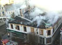 Den tredje brannen på kort tid i Trondheim, reiser spørsmålet om flere sikkerhetstiltak. Foto. Arkiv.