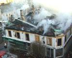 Alle trehus skal sjekkes etter den tredje brannen i Midtbyen på kort tid.