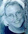 """Gro Dahle skriver om alvorlige ting i sin nye bildebok """"Sinna Mann"""""""