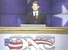 Al Gore ble som ventet offisielt utnevnt til demokratenes president-kandidat (foto: USpool).