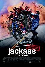 Filmen Jackass har inspirert til lokale arvtakere. (Plakat fra filmen)