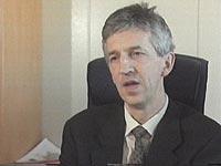 Direktør Ole J. Harbitz i Statens strålevern