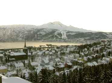 Narvik i en storkommune?