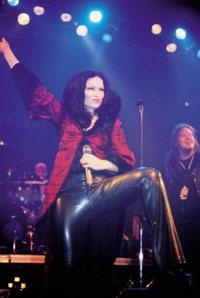 Finske Nightwish er en av hovedattraksjonene på den nye Metal-festivalen. Foto: nightwish.com