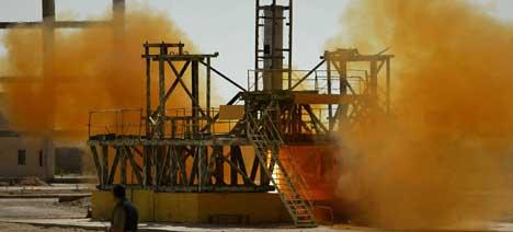 Al-Samoud 2-rakettene skal ødelegges, og arbeidet starter i morgen, lover myndighetene i Irak.