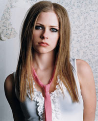 Tirsdag 4. mars spiller Avril Lavigne på Rockefeller. Foto: BMG
