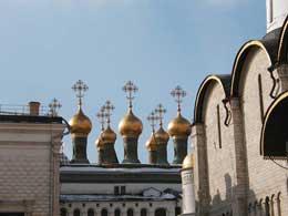 Spir i Kreml.