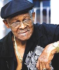 Ibrahim Ferrer ble verdenskjent som 70-åring. Og nå er hans andre solo-CD ute på det internasjonale platemarkedet. Foto: Promo.
