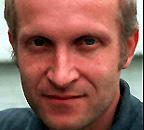 På vei ut i verden: Lars Saabye Christenen
