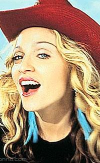 Ny Madonna-skive i april. Foto: Promo