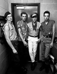 The Clash spiller ikke mer. Foto: Promo