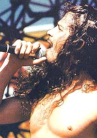 Chris Cornell, tidligere Soundgarden, nå Audioslave. Foto: Promo.