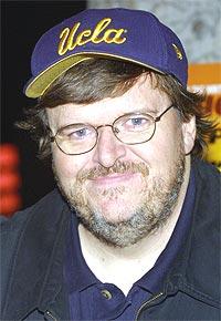 Regissør Michael Moore forsøker seg også med musikkvideo. Foto: Frederick M. Brown / Getty Images.