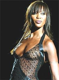Modellen Naomi Campbell vil gjerne bli popstjerne. Foto: Evan Agostini / Getty Images.