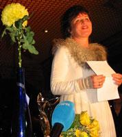 Flere priser: Morken Andersen fikk også Kritikerprisen 2002
