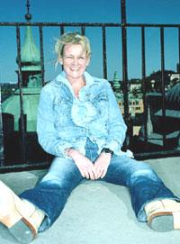 Eva Dahlgren kommer til Norge i april. Foto: Eva Dahlgren Pictures.