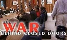 """TV-dokumentaren """"Krigen bak lukkede dører"""" minner oss om hva slags journalistikk som trengs."""