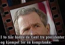 President Bush brukte begreper basert på strategier andre hadde fremmet i mange år.