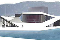 Operaen i Bjørvika blir også for hørselshemmede. Foto: Promo.
