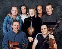 Blazin' fiddles med Catriona MacDonald.