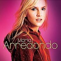 Maria Arredondo debuterer med sjøltitulert plate, men har ikke skrevet låtene sjøl. Illustrasjon: Albumcover.
