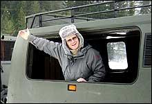 Jan Erik Larssen trives i terrenget