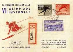 Spesialkort laget for samlere i Italia.