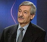NRKs utenriksmedarbeider Bjørn Hansen (foto: NRK).