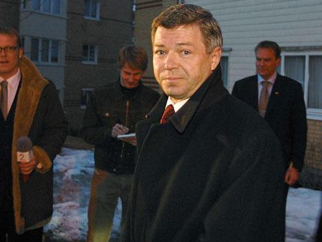Statsminister Kjell Magne Bondevik håper krigen kan være over så fort som mulig, og at sivilbefolkningen i størst mulig grad blir skånet. (Foto: Scanpix)
