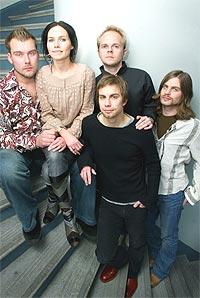 Cardigans er klar med nytt album etter nærmere fem års pause. Foto: Pressens Bild / SCANPIX.