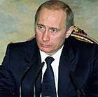 KRITISERES: Vladimir Putin.