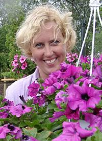 Mette Stensholt Schau sprer om seg med gode grønne råd og tips i Nitimen.
