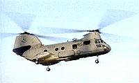 Nedskyting av et amerikansk helikopter gir 200.00 kroner i belønning. (Foto: EBU)