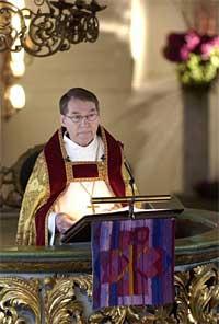 Biskop Stålsett (Foto: Arash A. Nejad, Scanpix)