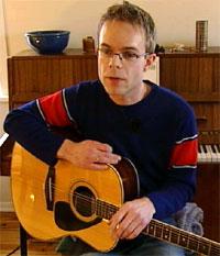 - Musikk og plater er kjempeviktig. Det begynte med Stavanger-ensemblet da jeg var åtte-ni år.