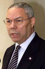 USAs utenriksminister Colin Powell har planar om å reise til Syria. (Reuters-foto)