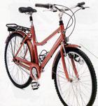 Har du en mer spennende sykkel?