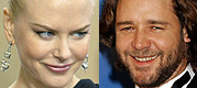 Russell Crowe sendte ut en pressemelding hvor han gratulerer Nicole Kidman