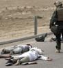 Sivile ofre i Irak. (Foto: Reuters)