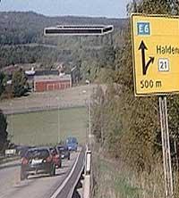 Slik vil det nye fengslet i Halden bli liggende.