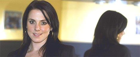 Mel C avviser at Spice Girls skal gjenforenes. Foto: Knut Falch / SCANPIX.