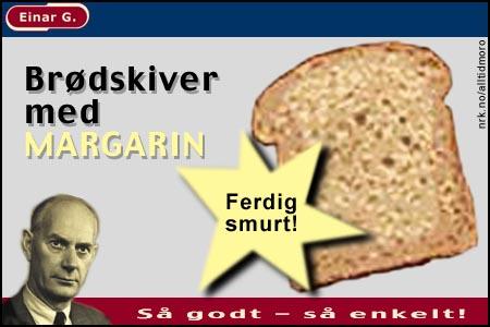 Etter endt jobb som statsminister lanserte Einar Gerhardsen i 1965 en serie fast-food produkter. (Alltid Moro)
