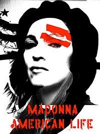 Madonna vil framføre låter fra sin nye plate på MTV. Illustrasjon: Madonnamusic.com.