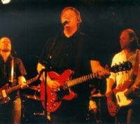 Muzzlewhite på scenen. Foto: Promo.