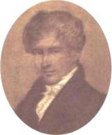 Matematikeren Niels Henrik Abel (1802 - 1829).