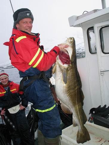 Peter Enesund fra Kiruna