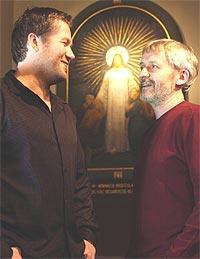 Bjarne Brøndbo og Erik Hillestad samlet noen av sine favorittsalmer. Det ble storsuksess.