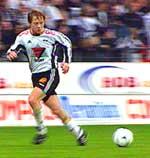 Fredrik Winsnes må starte på benken mot La Coruna.